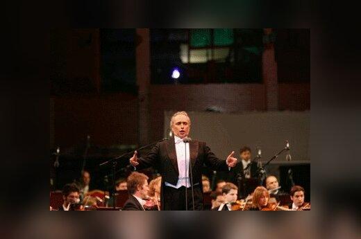 Хосе Каррерас и Пласидо Доминго выступят в Москве