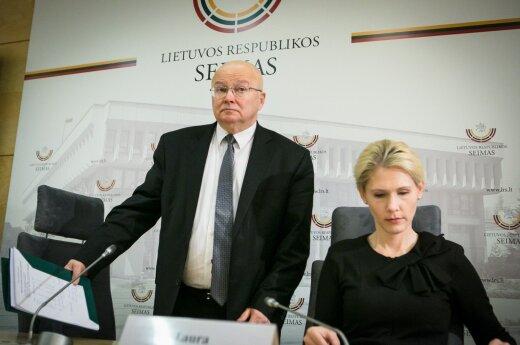 Zenonas Vaigauskas, Laura Matjošaitytė