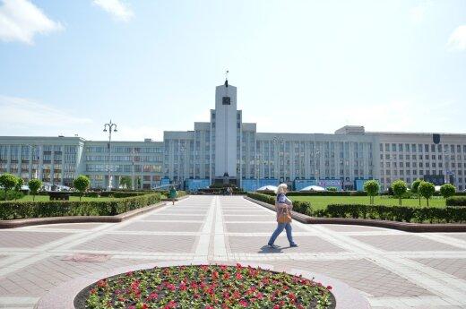 Po blogų prognozių Baltarusijoje pranešama apie augusią ekonomiką