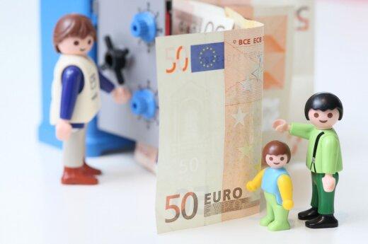 Объем прямых инвестиций в Литве сократился на 0,5 млрд. евро