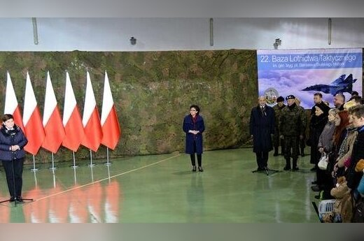 Polacy z Mariupola i Donbasu już w Polsce. Fot.: ppor Robert Suchy /DKS MON