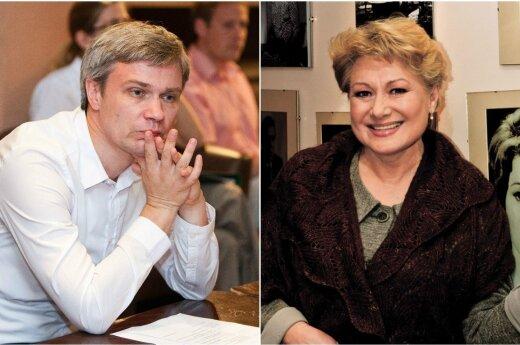 R. Paleckis, R. Jokubauskaitė