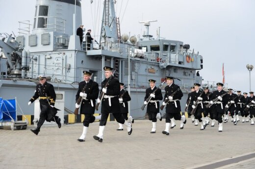 Lithuania's Navy gets new commander