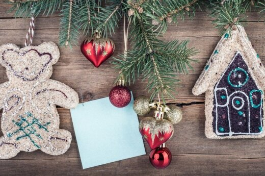 Kalėdos šeimoje