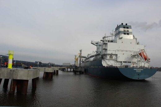 Klaipėda LNG terminal