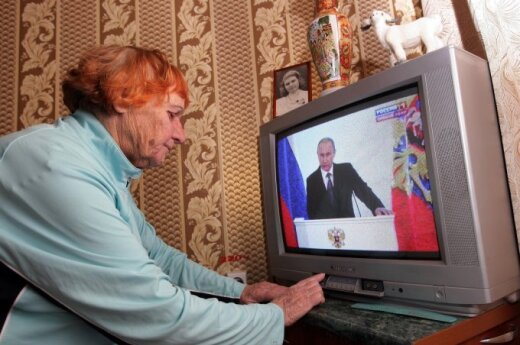 Lithuanian TV watchdog to demand that Russian TV channels admit bias