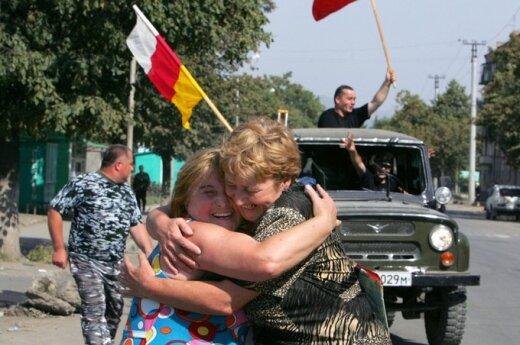 Niepodległość Osetii Południowej ma charakter ostateczny