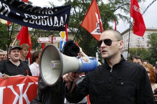 Rusijoje – eitynės prieš prezidentą V.Putiną