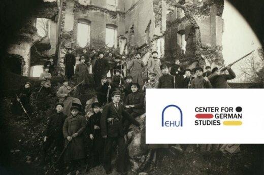 Vilnius seminar series do address violence and modernity in Eastern Europe