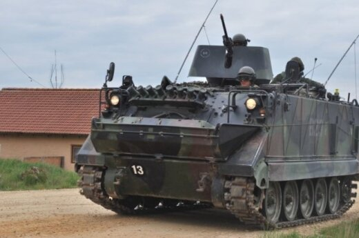 Lithuanian army to purchase infantry combat vehicles