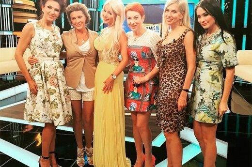 Шортики 61-летней Прокловой произвели фурор