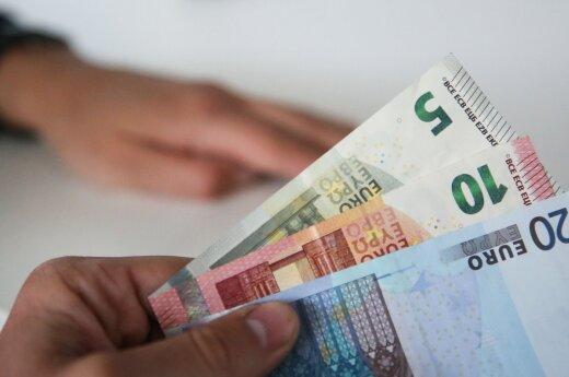 Shipment of euro banknotes arrives in Vilnius