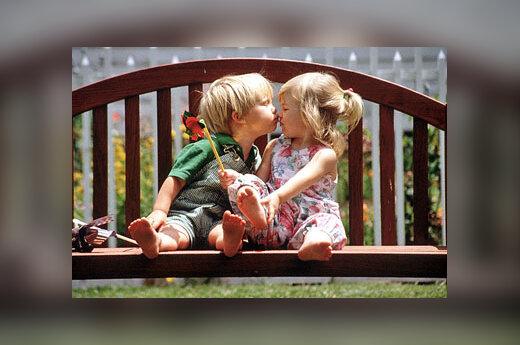 Vaikiška meilė