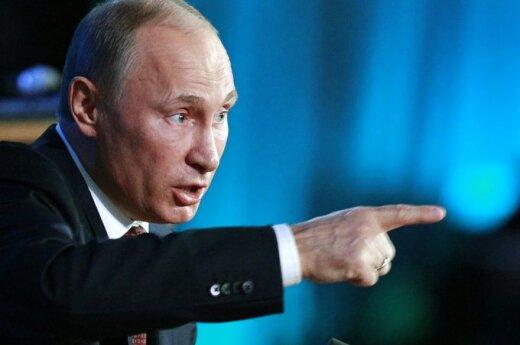 Rosja: Putin to najpotężniejszy polityk świata