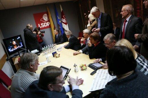 Socjaldemokraci liderami sondaży
