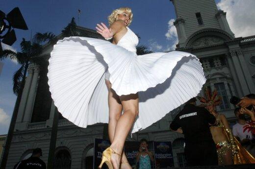 Для гигантской Мэрилин Монро устроят прощальную вечеринку