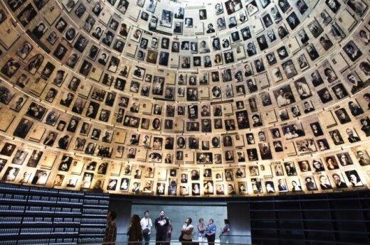 """Jeruzalėje įsikūręs Holokausto muziejus """"Yad Vashem"""""""