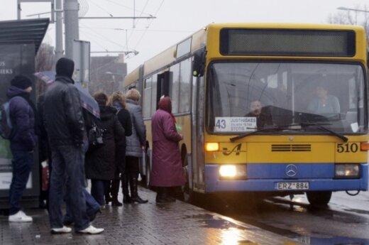 Столичные водители автобусов готовятся к забастовке