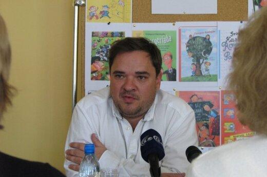 Grzegorz Kasdepeke, konferencja w DKP
