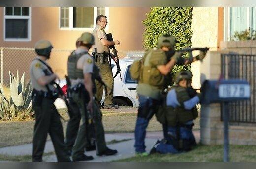 Лос-Анджелес: в перестрелке убит мужчина, а стрелок найден мертвым