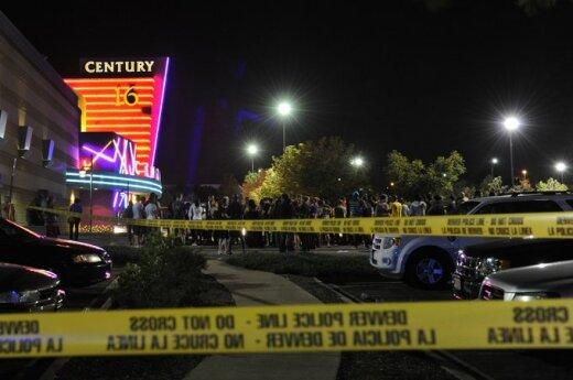 "USA: Masakra na premierze ""Batmana"""