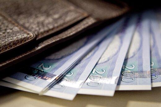 Контролер: в компании мэрии необоснованно выплатили 94 000 литов