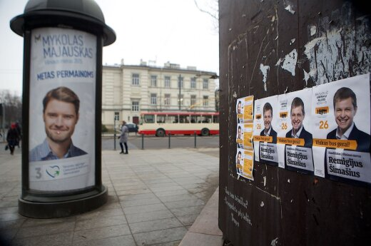 Liberals remain Lithuania's 2nd most popular party despite fall in ratings