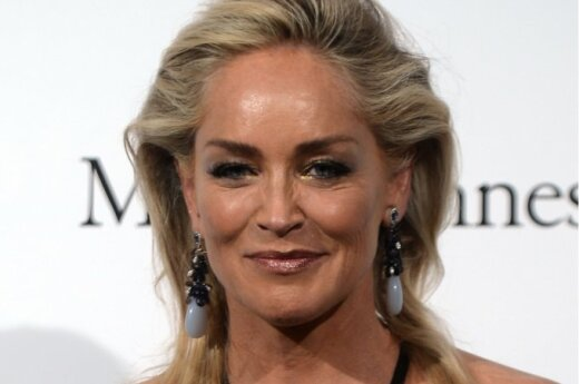 Sharon Stone zakochana w młodszym