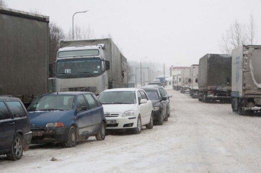 На границе с Калининградской областью исчезли очереди