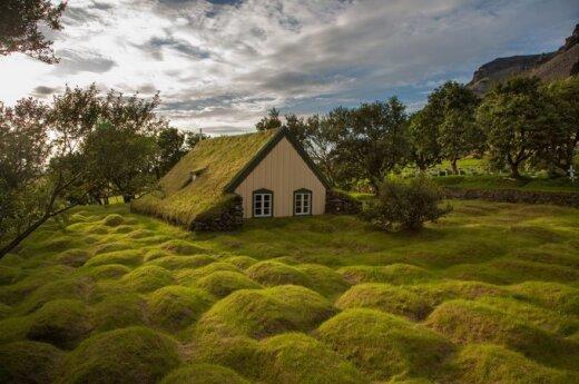 Namas Islandijoje