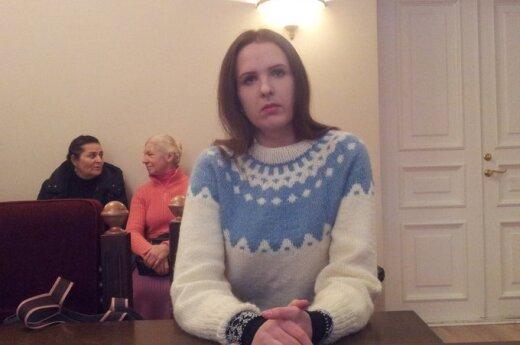 Sąd odrzucił apelację Kusaitė