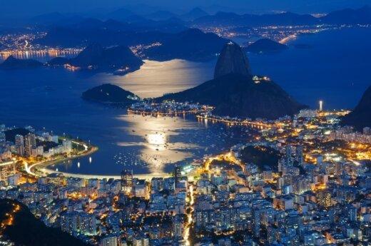 Бразильская Олимпиада находится под угрозой срыва