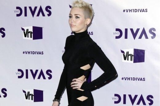 Miley Cyrus zamknie ludziom usta