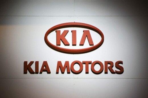 """Kia"" pardavimai išaugo 40,4 proc."