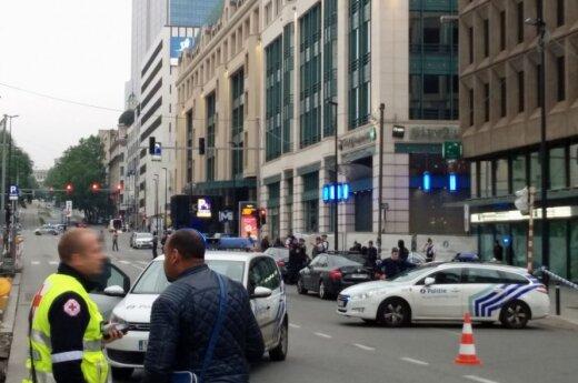 Po reidų Belgijoje keturiems asmenims pateikti kaltinimai