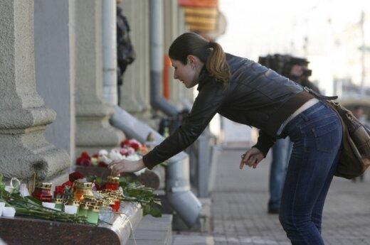 Жители Литвы могут помочь жертвам теракта в Минске