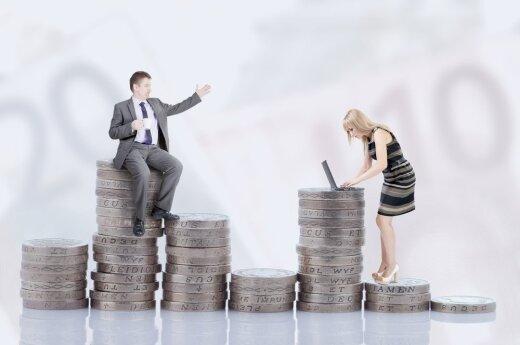 Литва: разница в зарплатах мужчин и женщин в 2016 году увеличилась