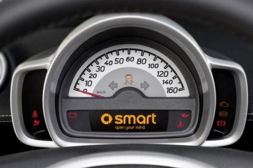 Smart возвращается с новой футуристичной моделью