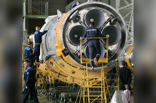 """Sojuz-TMA10"" raketa"