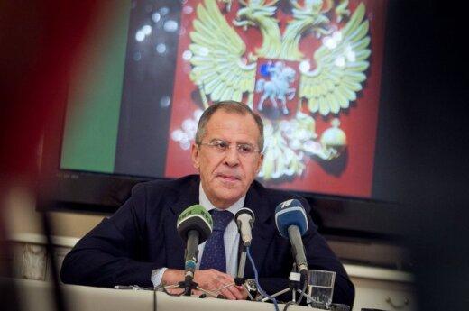 Siergej Ławrow: Litwa nie spełniała kryteriów członkostwa w UE