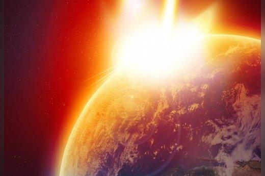 Asteroido kritimas