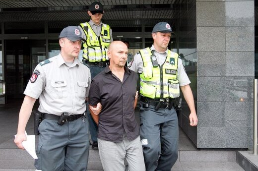 """Суд разрешил на месяц задержать """"подрывателя"""" Swedbank"""