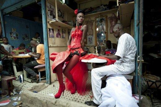 Moda przeciwko malarii
