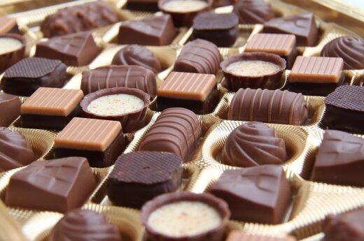 50 odcieni czekolady
