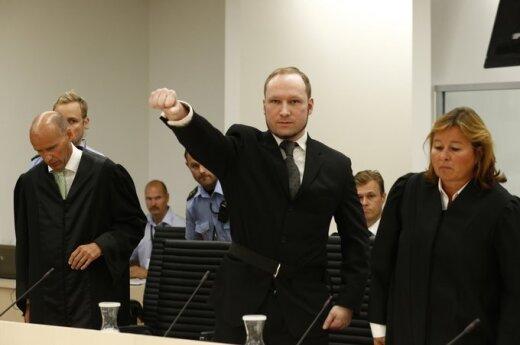 Norwegia: Breivik okarża władze więzienia, że stosują tortury