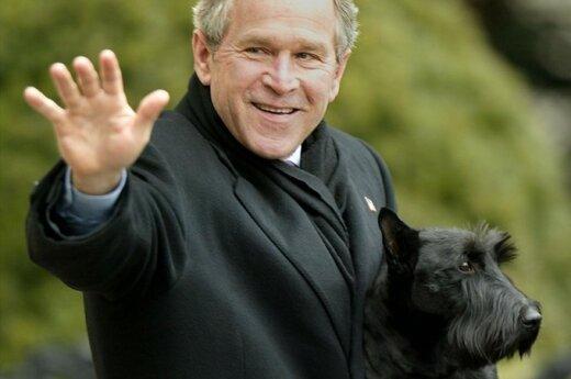 Содержание Буша-младшего обходится в $1,3 млн. в год