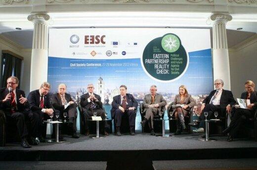 Линкявичюс: у программы Восточного партнёрства ЕС большое будущее
