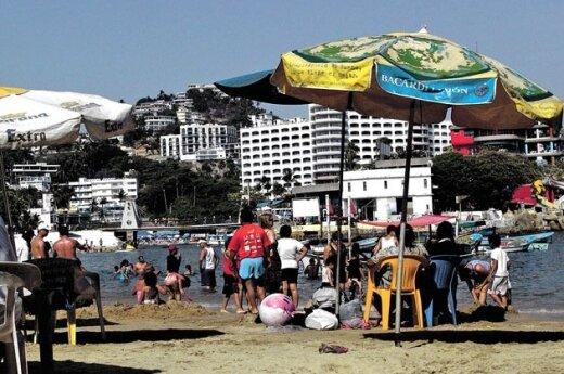 Meksyk: Acapulco ogłoszono miastem-bankrutem