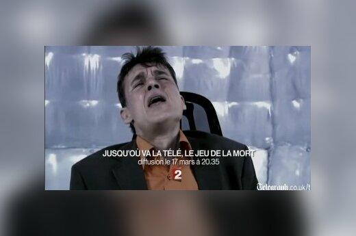 Во Франции участники телешоу согласились пытать током партнеров
