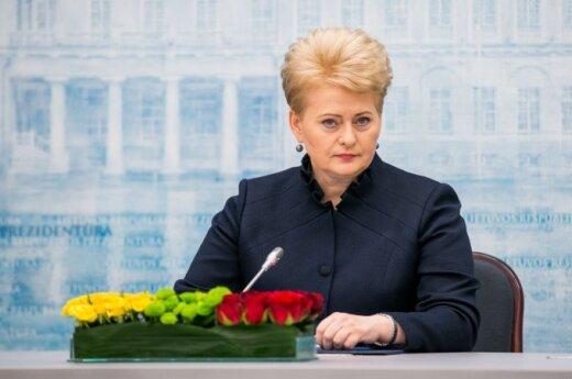 Президент Литвы: и сегодня в Европе кое-кто не хочет замечать агрессора